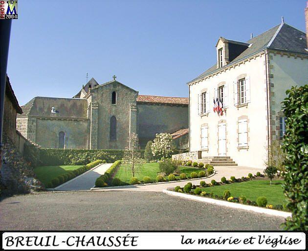 79BRESSUIRE-BREUIL-CHAUSSEE_mairie et église