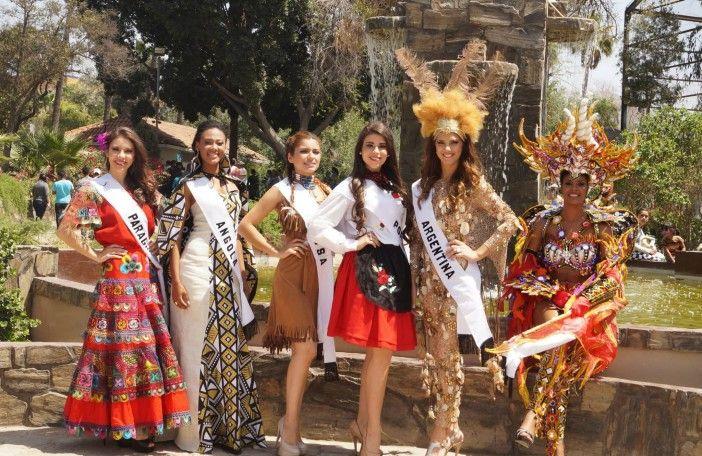 Angolana Ludmila Armando eleita Miss Simpatia, embaixadora da Paz em África no México http://angorussia.com/?p=17797
