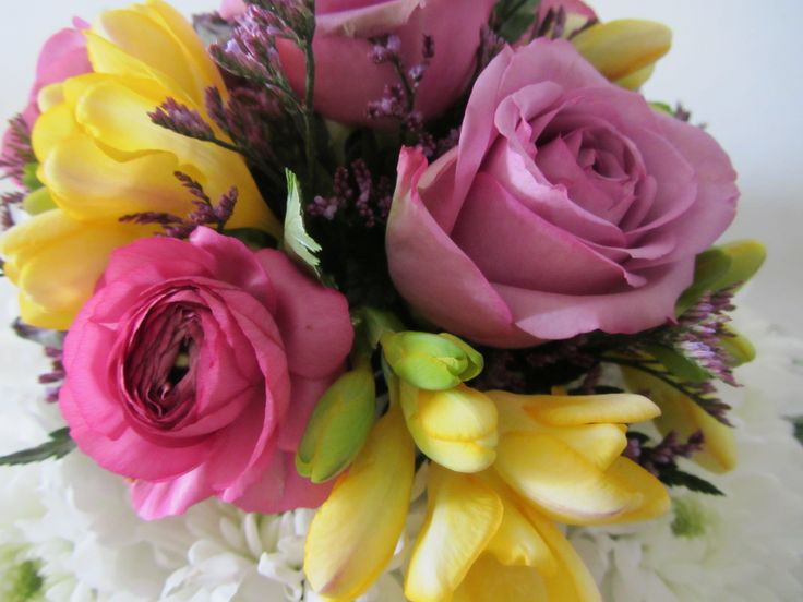 9 best birthday flowers & bouquets images on pinterest anniversary