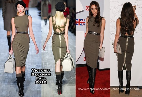 Design Victoria Beckham Dresses