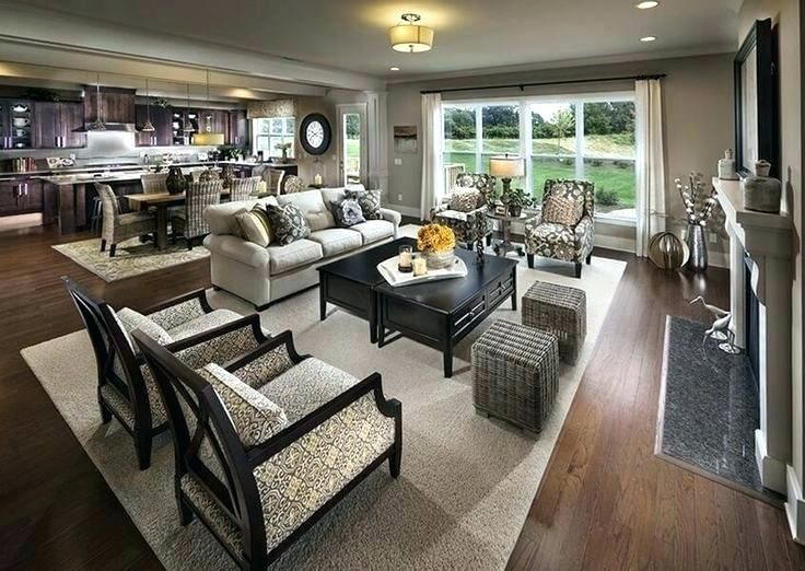 Open Living Room Floor Plans Open Floor Plan Furniture Layout Ideas Open Floor Plan Open Concept Living Room Livingroom Layout Open Concept Kitchen Living Room