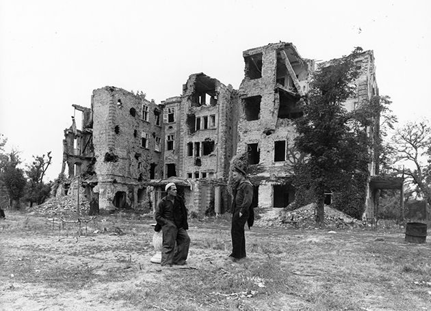 Budapest 1945-ben