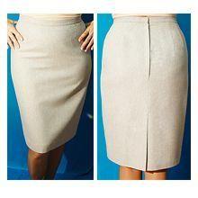 Моделирование прямая юбка со шлицей