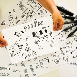 ikony identyfikacyjne   Dinksy – Projektowanie produktów