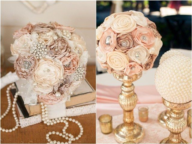 35 Chic Vintage Pearl Wedding Ideas