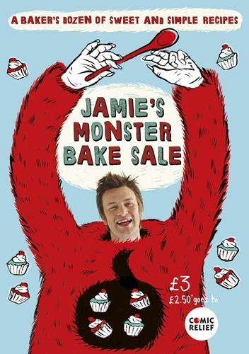 Jamies monster bake sale