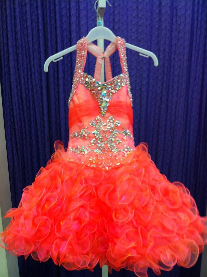 Used Pageant Dresses For Girls  Unique Fashion National -6976