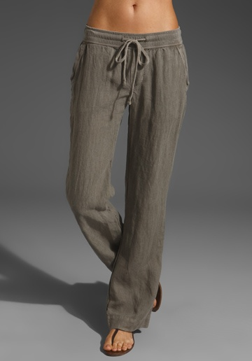 (want) Comfy & stylish --live on linen pants during spring and summer