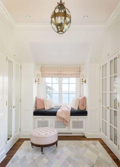 Soft And Cozy Pastel Window Seat Bench Massucco Warner