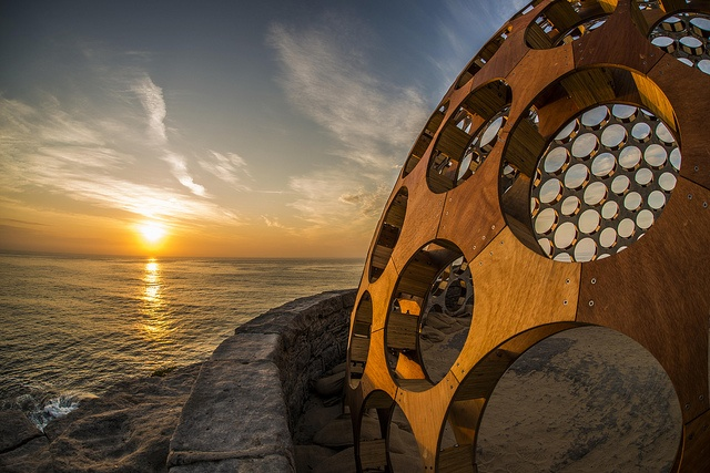 Sunrise dome by Keith McInnes Photography, via Flickr