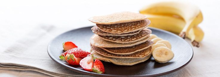 Raffertys Blueberry, Banana & Apple Buckwheat Pancakes Recipe for Babies from 10 months old