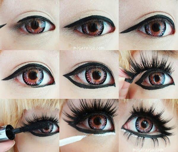 Maquillaje para cos