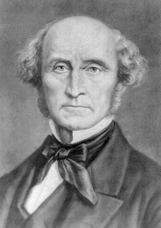 John Stuart Mill (1806-1873), British philosopher and economist