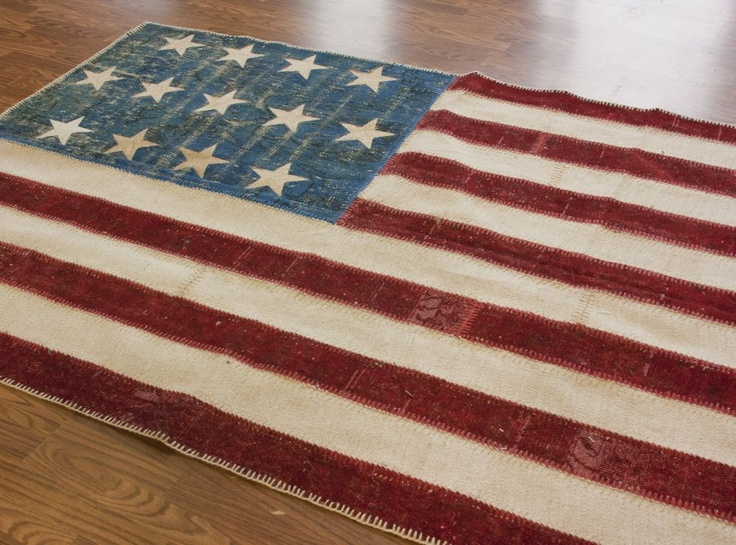 American Flag Rug Future Purchase When I Have 3 000