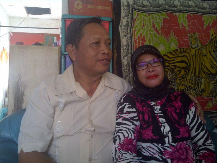 My Superrrrbb.. Ibuk dan Bapak.  Love you more than anything, mom and dad.,