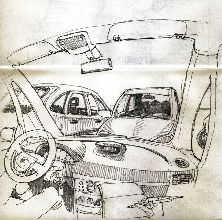 The 70 best Car Drawings images on Pinterest | Car drawings ...