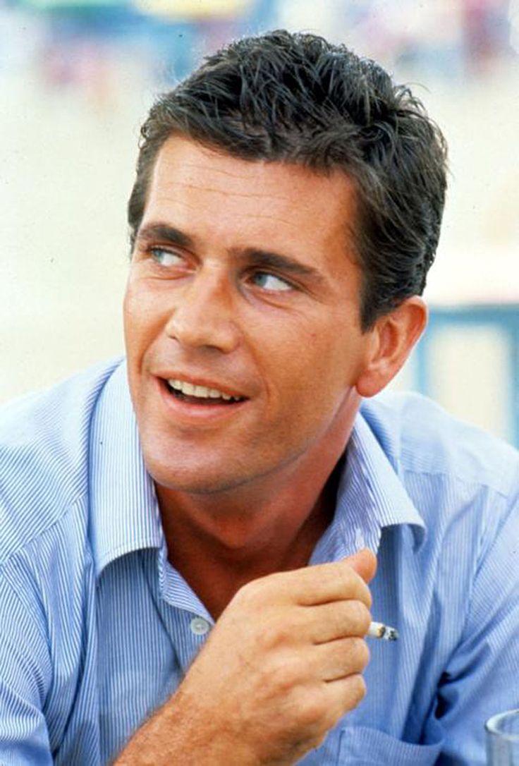 """Mel Gibson en """"El año que vivimos peligrosamente"""", 1982"""