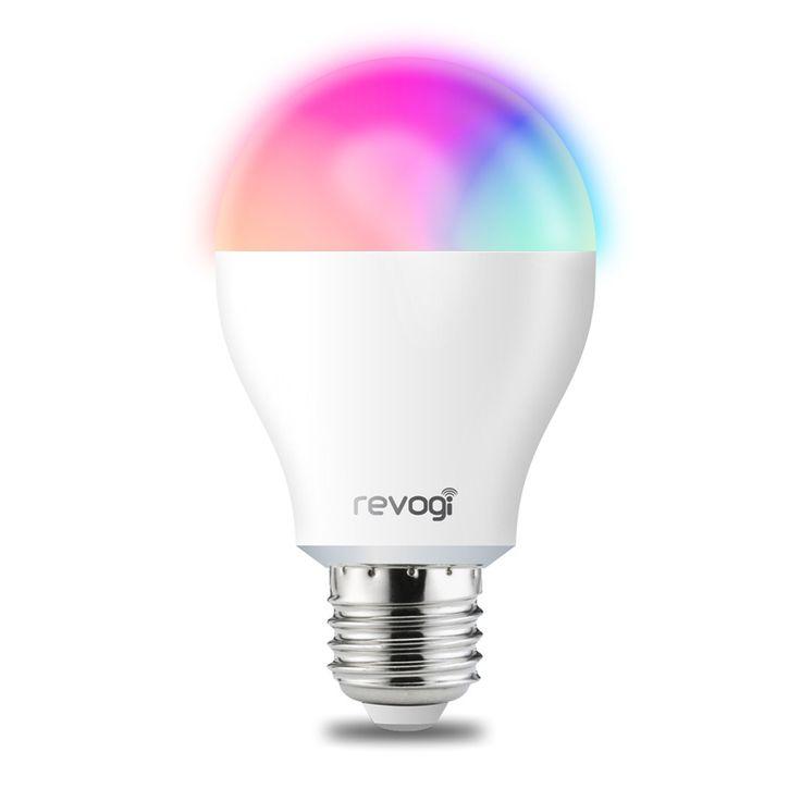Revogi E27 /E26 RGBW bluetooth mood bulb