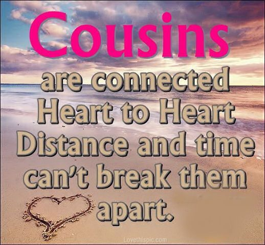 Quotes About Cousins Love New Best 25 Cute Cousin Quotes Ideas On Pinterest  Cousin Love