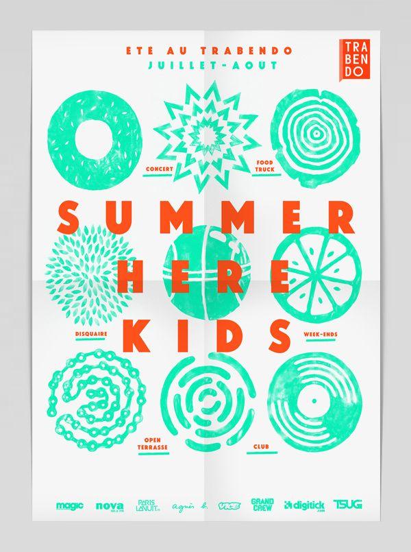 Summer Here Kids - www.pierrejeanneau.com