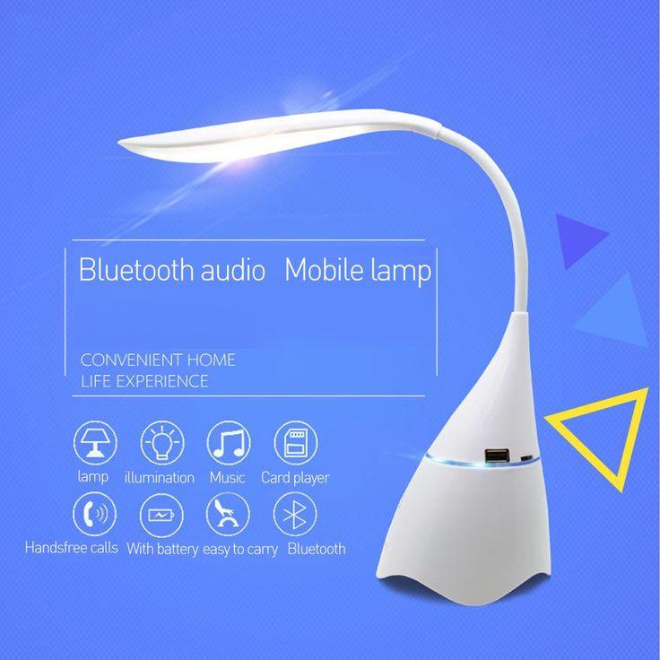 Precio barato €14.69 Dr. Memoria de Audio Bluetooth Gadgets USB Lámpara Led lámpara de mesa lámpara de carga DC5V magia altavoz ajustable brillo lig lectura  #Memoria #Audio #Bluetooth #Gadgets #Lámpara #lámpara #mesa #carga #magia #altavoz #ajustable #brillo #lectura  #onlineshop