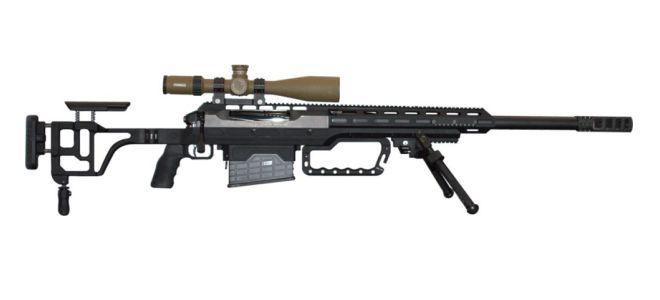 [DSEI-2017] Victrix Armament CORVUS .50 Caliber Anti-Materiel Rifle - The Firearm BlogThe Firearm Blog