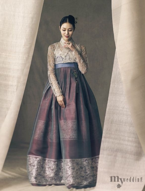 한복 Hanbok : Korean traditional clothes[dress] | #ModernHanbok                                                                                                                                                                                 More
