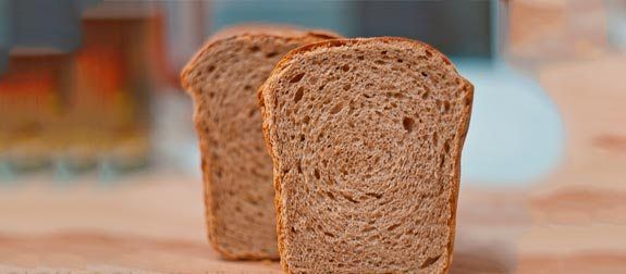 Серый хлеб в хлебопечке, рецепты