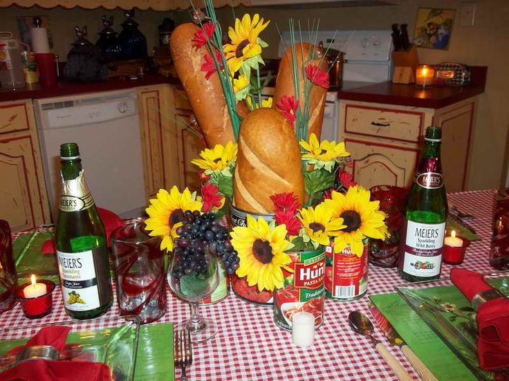 Furniture  Italian Table Setting Ideas With The Cuisine Italian Table Setting Ideas Italian Dinneru201a Italian Menu Ideasu201a Italian Party Decorations also ... & 195 best Table decorations images on Pinterest | Table decorations ...
