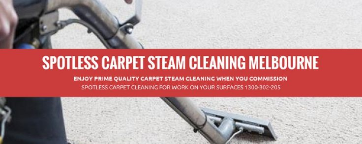 We have a dedicated team of expert carpet steam cleaners who are extremely experienced and highly qualified.