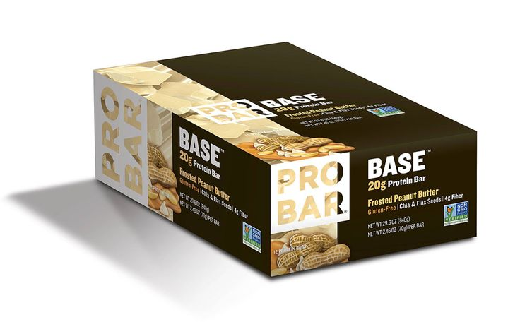 WASHINGTON, DC – PROBAR LLC of Salt Lake City, UT has initiated a voluntary recall of its PROBAR Base® Frosted Peanut Butter Bars due to the possible presence of an undeclared milk allergen.
