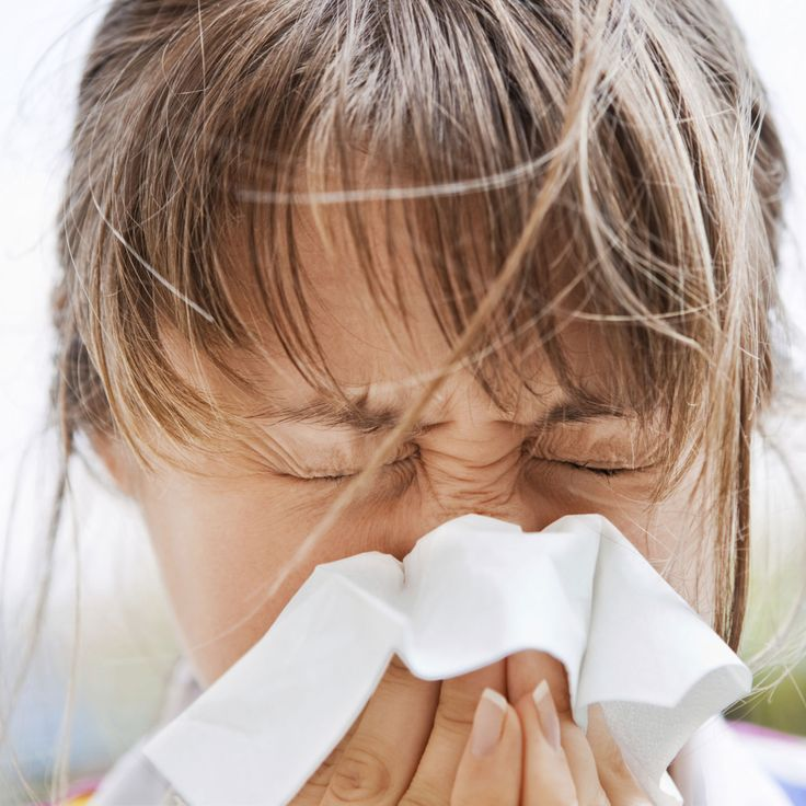 Allergy Symptoms vs. Cold Symptoms  (Looking for some relief)