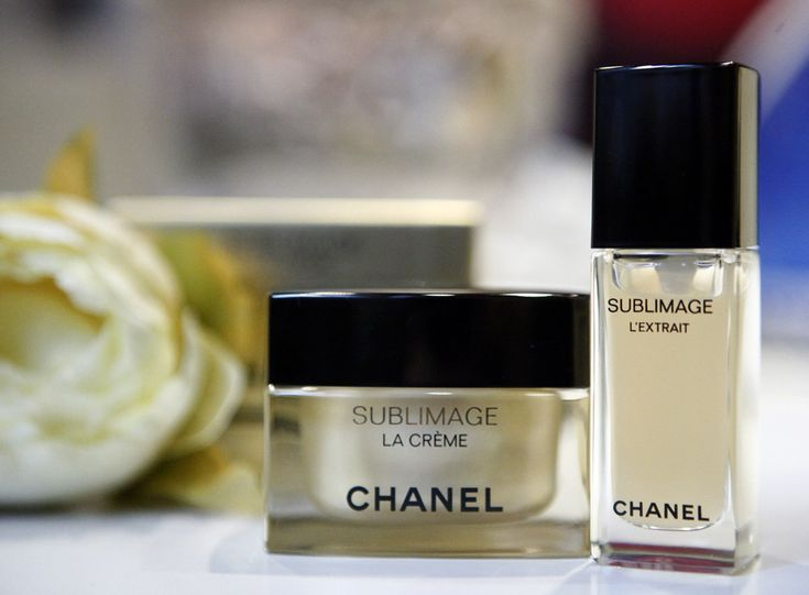 Chanel Sublimage :La creme | The Ugly Truth of V