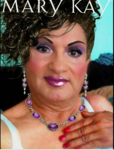 """""""Mary Kay"""" created using TAAZ Virtual Makeover. Try on Hairstyles, Makeup, and color your own hair. It's free!"""