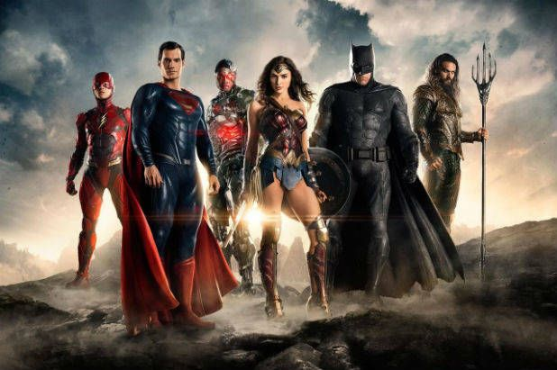 New Justice League Movie Poster Revealed