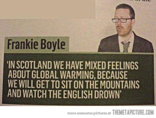 The global Scottish thought