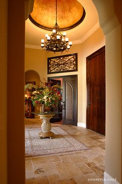 Mediterranean Entry Photos Foyer Design Pictures Remodel