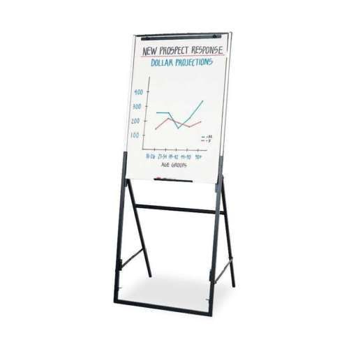 Display Easels 38225: Quartet Futura Portable Easel, Black - Qrt351900 -> BUY IT NOW ONLY: $196.99 on eBay!