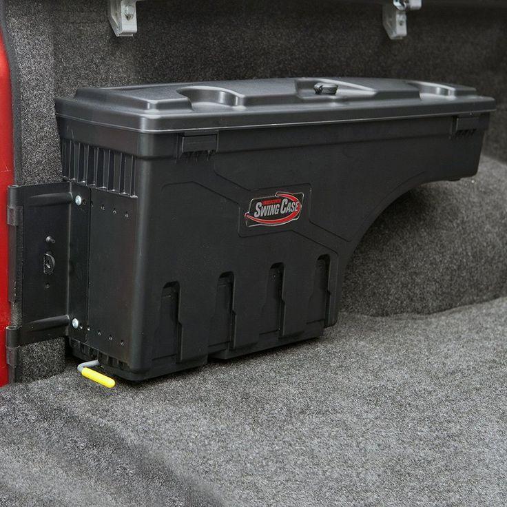 UnderCover® Single Lid Swing Case Truck tool box