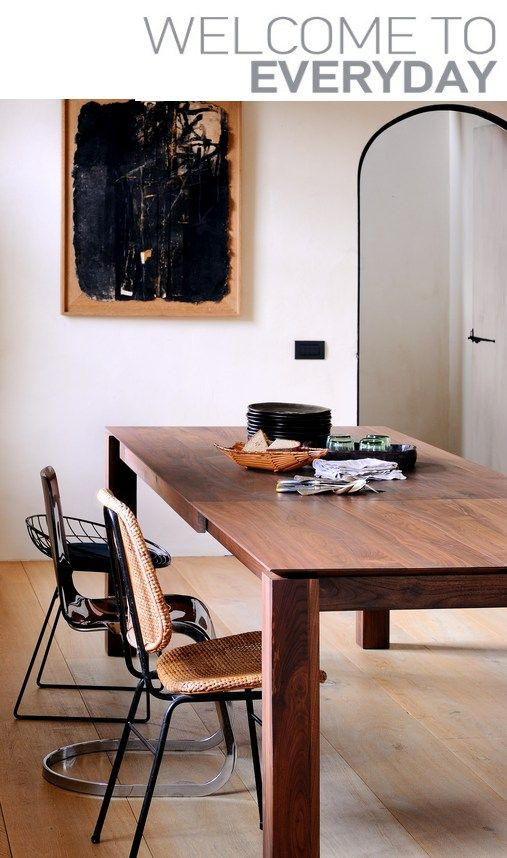 EVERYDAY collection: Μια all-time classic συλλογή σε υπέροχες τιμές!  #avax #avaxdeco #diningtable #furniture #interiordesign #design #house #greekfurniturestore