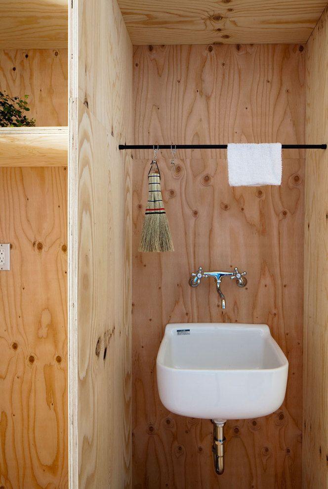 die besten 25 badezimmer 60er ideen auf pinterest. Black Bedroom Furniture Sets. Home Design Ideas