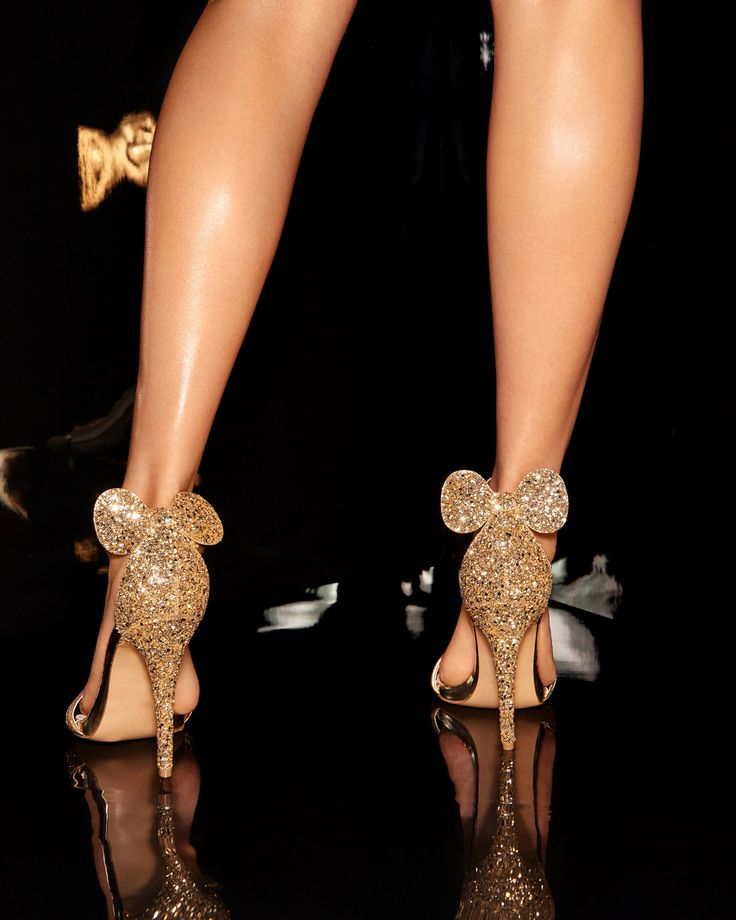 You'll Soon Be Able to Get Those Glittery Minnie Mouse Heels for $18