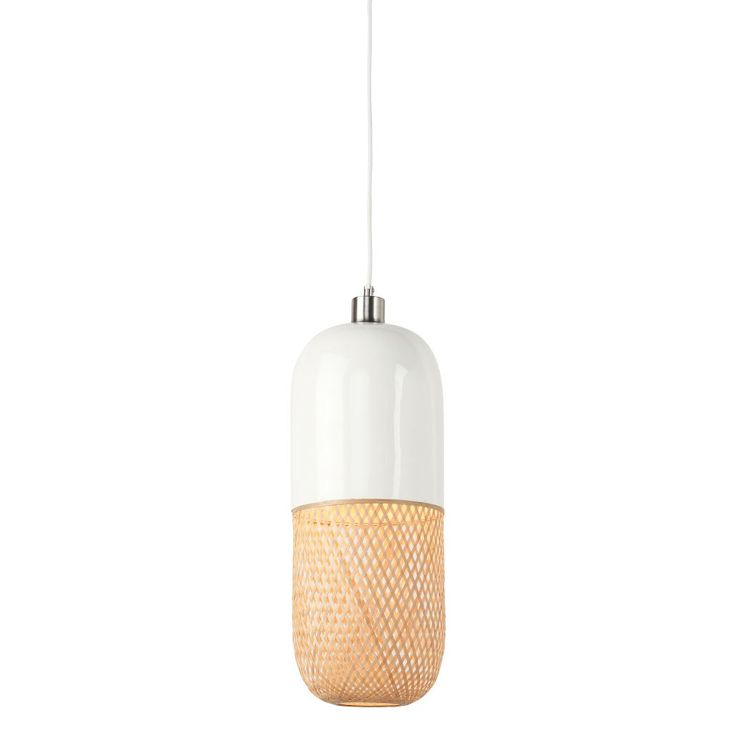 1000 id es propos de suspension bambou sur pinterest lampe bambou nuanc - Suspension luminaire bambou ...