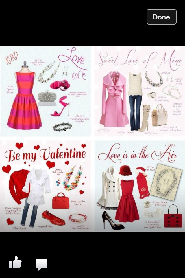 Valentines Day Style Initial Outfitters Accessories Www