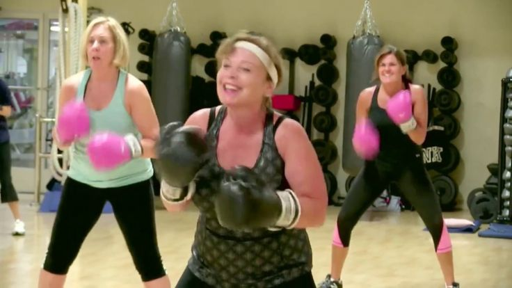 Cathe Friedrich's Jabs and Abs Live Workout. #CatheLive #workouts #OnlineWorkouts