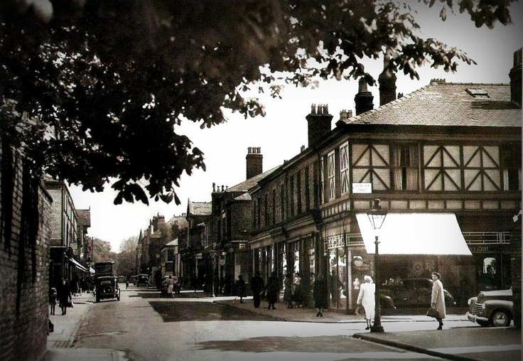 Lark Lane 1951.