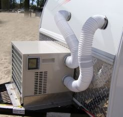 Climateright Portable A C And Heater Units Interior