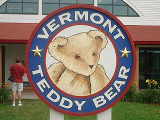Top 10 Things for Families to Do in Vermont - teddy bears, Ben and Jerry's, skiing and that's not all.