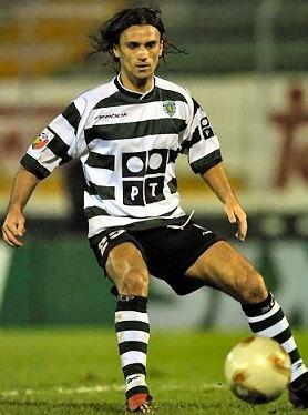 Joao Pinto, Sporting Lissabon