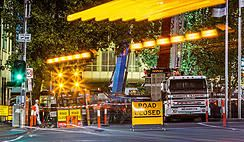 One of our Consultants will visit your location, discuss your Traffic Management requirements, Draft a Traffic Management plans, Conduct the Permit Application Process, Aquire the Permit and Co Ordinate the Traffic Controllers and Signage for your job. http://www.firsttraffic.com.au/#!traffic-management/ccfn